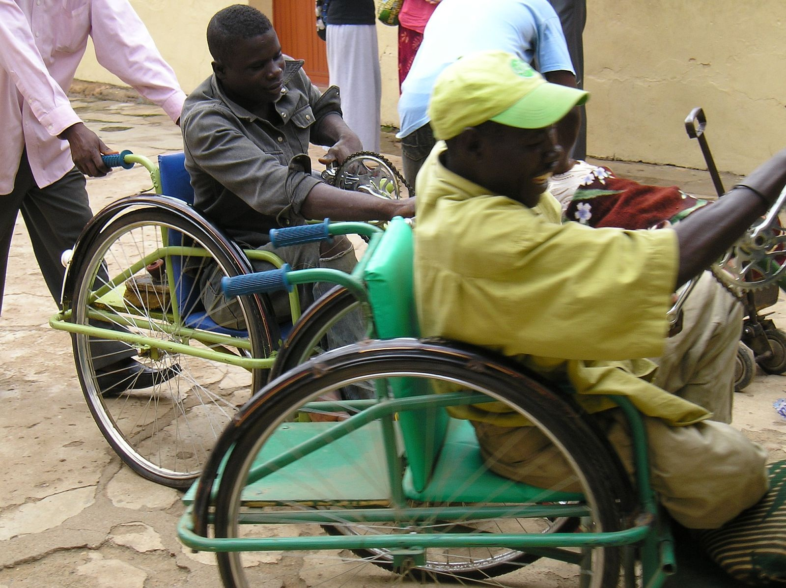 'Why govt, philanthropists must partner disabled persons'