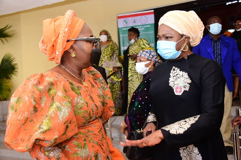 Act as transformational leaders, Govs' wives charged