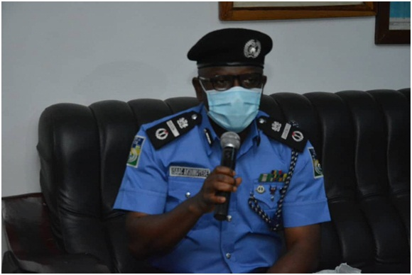 New AIG Zone 17 assumes duty in Ondo