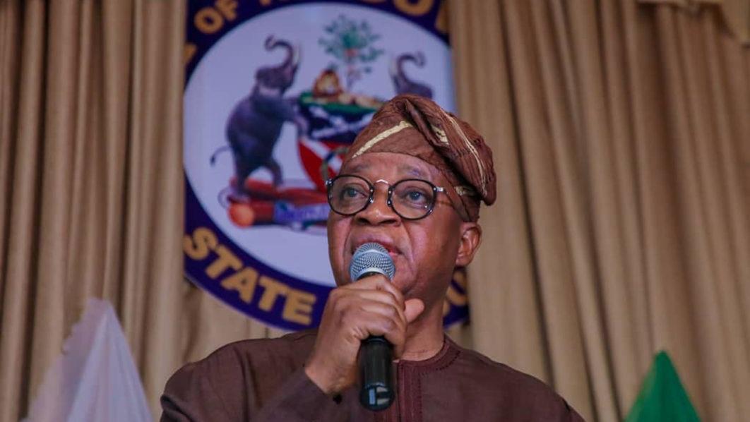 Nigeria  insecurity  worrisome – Oyetola