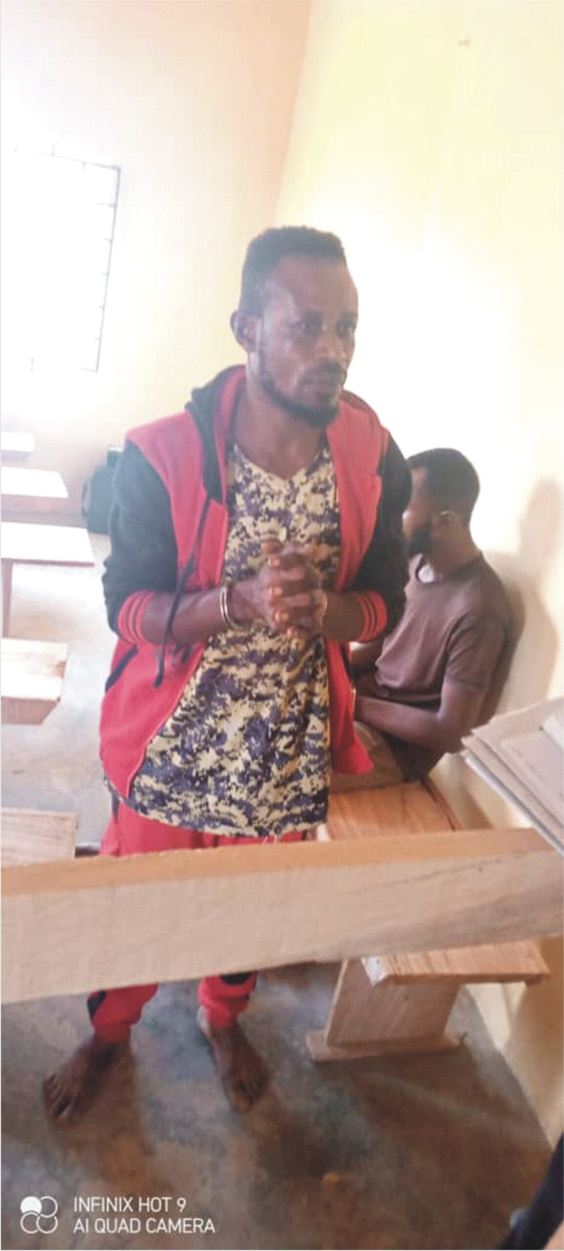 Father lands in  prison for impregnating  daughter in Ondo