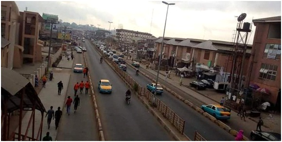 Ban on street trading: Residents laud free flow traffic on Adesida, other roads