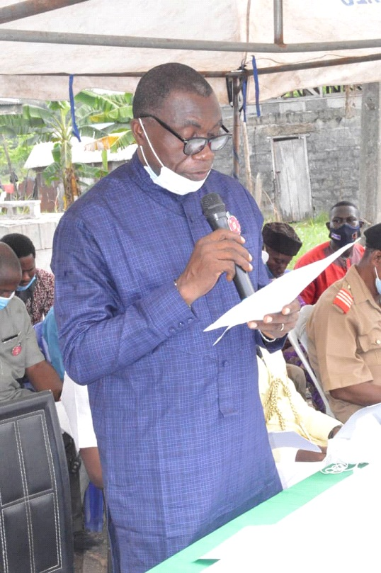 Armed Forces Remembrance Day: LG boss sues for unity