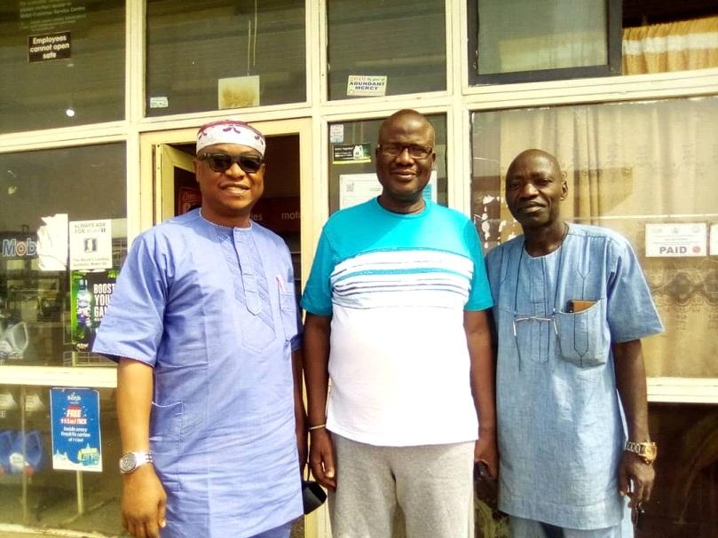 Ondo FA election: Akinbobola visits former Chairman